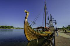 Draken Harald Harfagre, Viking ship (TAC.Photography) Tags: tallships saginawriver vikingships baycitytallships2016