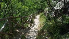 Gole del Salinello - mountain trail (GlobalQuiz.org) Tags: gole del salinello mountains trekking