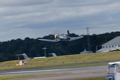 Vought F4U Corsair-17 (Clubber_Lang) Tags: airshow corsair farnborough f4u vought fia2016