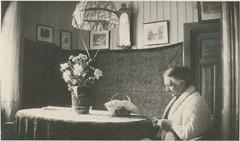 Grethe N. Hanssen (aasenhistorie.no) Tags: aasenhistorieno levanger nordtrndelag norge norway norwegen portrett portrait interir trondheim trondhjem srtrndelag frol tingstad thingstad
