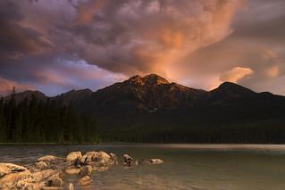 The Sky Falls at Dawn
