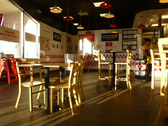 Five Guys, Middleburg Heights, OH (06) (Ryan busman_49) Tags: fiveguys burgers fries dennys reuse retail restaurant middleburgheights cleveland ohio sunset