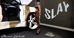SHE WORK FOR HER $$ II (Steven West l Haus of Steven) Tags: beyonce slay hd woman belleza secondlife