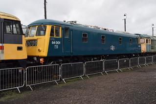 82008, 84001 and 27066 at Barrow Hill