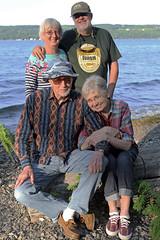 1204 (Jean Arf) Tags: trumansburg ny newyork summer 2016 cayuga lake joanne kevin jim yvie
