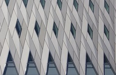 MEG (VirgiSupertramp) Tags: architecture lines white rombi geneve genf minimal