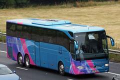 Edwards, Llantwit Fardre - BJ15 AWA (peco59) Tags: bj15awa mercedesbenz mercedes tourismom tourismo edwardsllantwitfardre edwardscoaches psv pcv