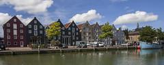 Maassluis (mariandeneijs) Tags: maassluis govertvanwijnkade haven pakhuis