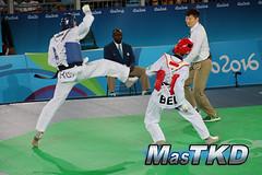 Taekwondo en los Juegos Olímpicos de Rio 2016