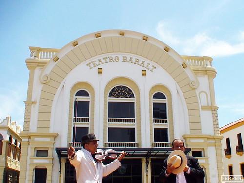 Ruta Cultural Udón Peréz: Teatro Baralt - 2/3