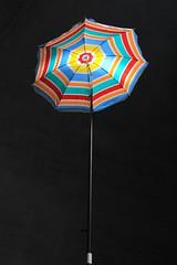 unfortunate installation (marci.icram) Tags: ombrellone umbrela art basel basilea svizzera ch baselmarkthalle canon canoneos60d marciicram light 20likes europe switzerland travel