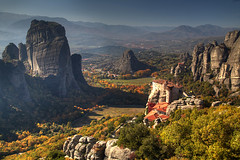 Welcome Autumn (hapulcu) Tags: autumn thessaly meteora griechenland greece grecia grece