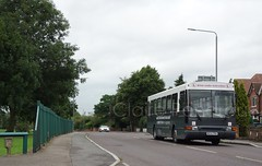 Trent Barton 134, Ilkeston Road, Stapleford, Notts (Lady Wulfrun) Tags: trentbarton 134 m134pra ilkestonroad stapleford 9th september 2016 trainer tuition paladin volvo b10b learner