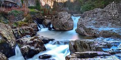 Chip shop drop (jaimesmith3) Tags: snowdonia llugwy whitewater longexposure river