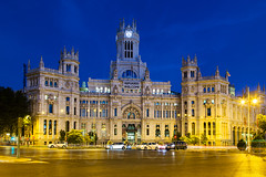 Cibeles Madrid IMG_0140-a (Tony.Woof) Tags: madrid plaza de cibeles