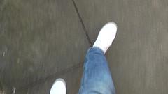White Keds (eurimcoplimsoll) Tags: keds sneakers pedal pumping white canvas shoes plimsolls plimsoles daps pumps trainers
