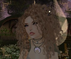 Fluffy Fae (larindaravenheart) Tags: secondlife second life fairy faery fae fluffyhair analogdog shire