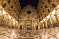 Monasterio de Montserrat (_altaria01669_) Tags: montserrat catalunya catalu cat sp esp espaa espanya spain catalonia catalogne espagne catedral iglesia church night noche nacht nuit moreneta virgen