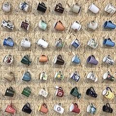 Mange, mange -|- Plenty, plenty (erlingsi) Tags: plenty kopper mugs prismatic rsta samling collection sq