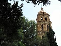 Torre Barroca (vonne) Tags: iglesia torre sanagustn barroco arquitectura colonial slp sanluispotosi centrohistorico centro mexico mexique