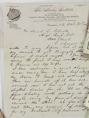 11. Antique Letter From a Recovering Alcoholic