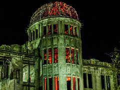 Hiroshima Peace Memorial Atomic Bomb Dome (kawasaky55) Tags: japan memorial peace hiroshima dome  nihon genbaku