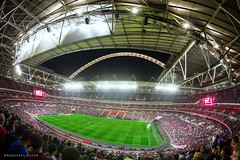 Oh Wembley! (bijoyKetan) Tags: world brazil england cup training perception football san stadium db pixel grad marino 2012 wembley qualifier persuit bijoyketan ketanbd