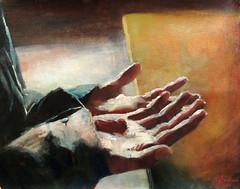 Please (ChristopherClarkArt) Tags: chris original light art love painting artwork hands paint artist acrylic god drawing faith fineart christopher daily romance help clark painter oil draw chrisclark dailypainting christopherclark dailypainter