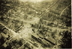 Reconnaissance Photo Aerial View Germany (San Diego Air & Space Museum Archives) Tags: reconnaissancephotoaerialviewgermany worldwartwo 19411945 luftbild wwii ww2