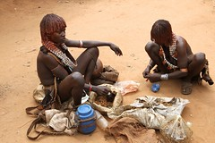 Ethiopia, Hamer tribe,  2012-09-22 at 19-02-25  IMG_3341.jpg (AntonioR) Tags: people valley tribes ethiopia karo mursi bana hamer omo