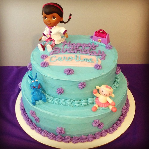 Peachy Flickriver Searching For Photos Matching Doc Mcstuffins Cake Funny Birthday Cards Online Eattedamsfinfo