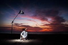 Sunsets of October, Saudi Arabia (Muhannad Photography) Tags: sunset red sea canon 350d rebel xt saudi arabia jeddah ksa