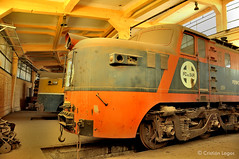Locomotora E 3232 (::Bungles::Trenes - Cristián::Lagos::) Tags: breda e32 saneugenio trenesdechile ferrocarrilesdechile fcdelsur locomotorasitalianas ferrocarrilesdelestadodechile
