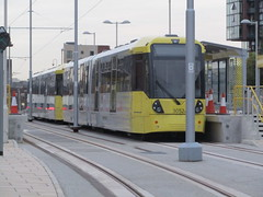 IMG_2845 (carlf18) Tags: new manchester construction tram east greater metrolink islington 3055 3052