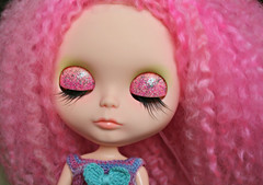 Kayleigh's eyelids :)