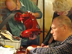 Repair Café Brussels 07/10/2012