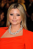 Holly Valance James Bond Skyfall World Premiere held at the Royal Albert Hall- London