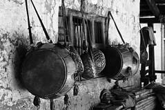 Rest in silence (Perret pierre/ zounix / eye in motion) Tags: people bw india white mountain black festival nikon noiretblanc nb holy dxo hindu himachal mela monocrome d90 garsa najan