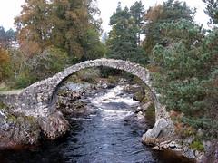 Old bridge at Carrbridge (Yunker1) Tags: highlands bridgecarrbridgewater yahoo:yourpictures=yourbestphotoof2012