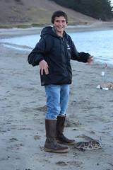 IMG_4696leopardShark (armadil) Tags: beach shark beaches mavericks californiabeaches leopardshark