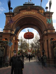 Creepy Tivoli (rvr) Tags: copenhagen denmark tivoli haloween