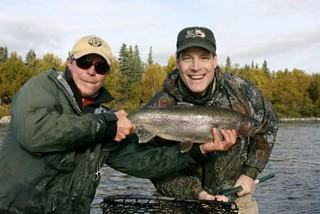 Alaska Fly-out Fishing Lodge 16