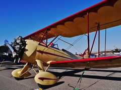 102712-095, NC29926 Waco UPF-7 (skw9413) Tags: arizona aircraft biplane 1442mmlens copperstateflyin