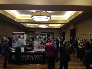 Black and Gold Visit Day, October 26, 2012, Academic Fair!