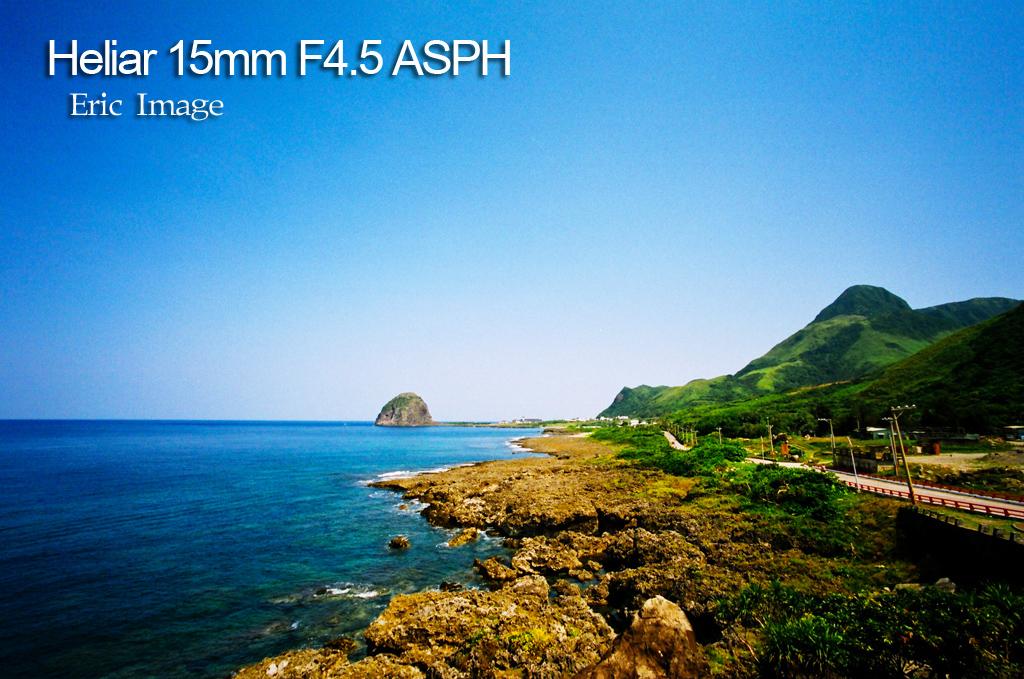 Heliar 15mm F4.5 ASPH
