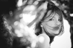 the wind in the forest (Alessio Albi) Tags: portrait people face ritratto