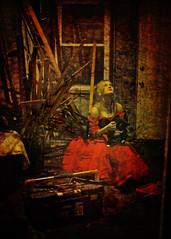 Miss Scarlett (Mary Jane 2040) Tags: fastandfurious utata:project=ip162 iamverygoodatrippingupfloorboards alsohandedoutcandytotrickortreaters iwasprobablyprettyscary ionlyimpliedthatiwaslookingforburiedbodies