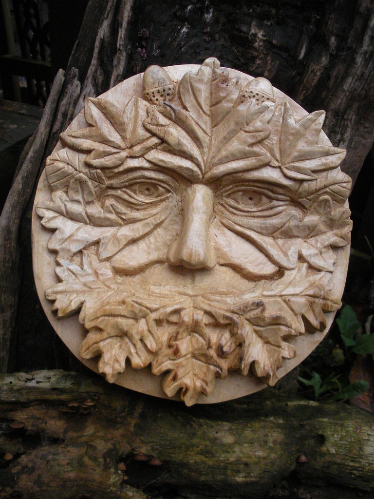 Gallery chainsaw carved sculptures