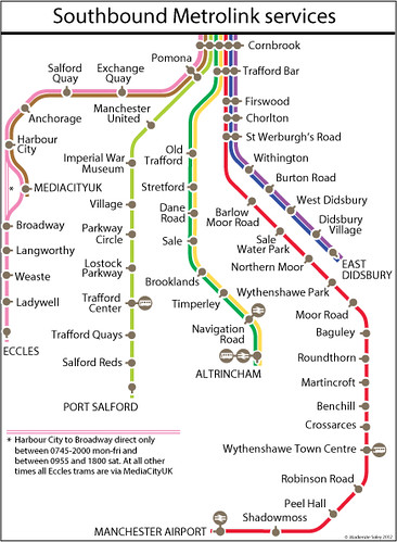 metrolink map 2030 Gallery
