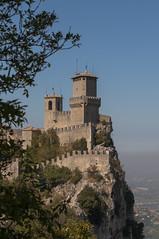 San Marino (rubenschwarz) Tags: castle nikon san castello marino d90
